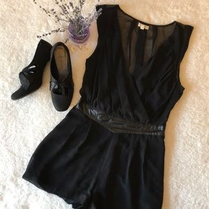 Silence & Noise by UO Romper